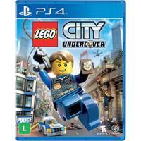 Jogo Lego City Undercover - Playstation 4 - Unissex