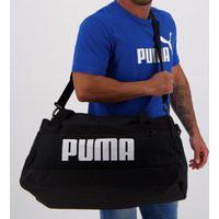 Bolsa Puma Challenger Duffel Preta
