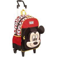 Mochilete Média Mickey 19Y Infantil Sestini - Masculino
