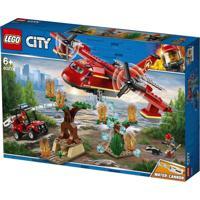 Lego City 60217 Avião De Combate Ao Fogo - Lego - Kanui