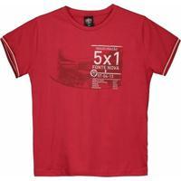 Camiseta Vitória Fonte Nova Juvenil - Masculino