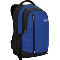 Mochila Targus Sport Para Notebook 15,6 Polegadas Tsb89102 Azul