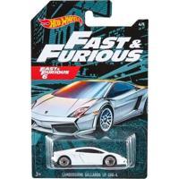 Carrinho Hot Wheels Velozes Lamborghini Gallardo - Mattel