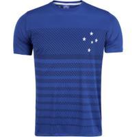 Camiseta Do Cruzeiro Graphic 19 - Masculina - Azul