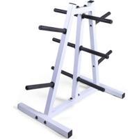 Suporte Anilhas De Peso Academia Até 500 Kg Natural Fitness - Unissex