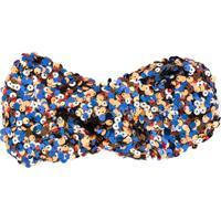 Ingie Paris Headband Com Paetês - Estampado