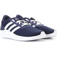 Tênis Juvenil Adidas Lite Racer 2 0 K - Unissex-Azul+Preto