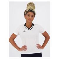 Camiseta Umbro Twr Royals Feminina Branca
