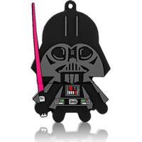 Pen Drive Darth Vader 8Gb Usb Leitura 10Mb/S E Gravação 3Mb/S Multilaser - Pd035 - Padrão