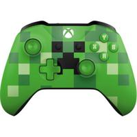 Controle De Xbox One - Wireless - Minecraft - Microsoft