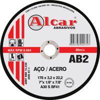 """Disco Corte Ab2 Alcar 14"""", 355Mm"""