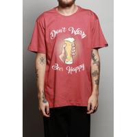 Camiseta Don'T Worry Beer Happy