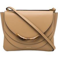 Wandler Luna Arch Leather Shoulder Bag - Neutro