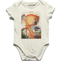 Liberdade Fields Forever - Body Infantil