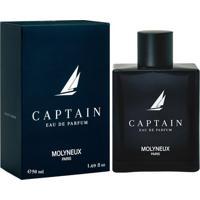 Molyneux Perfume Masculino Captain Edp 50Ml - Masculino
