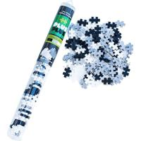 Blocos De Montar - Tube - Mini Grayscale 100 Pcs