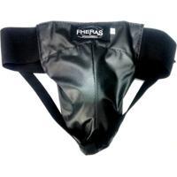 Protetor Genital Coquilha Boxe Muay Thai Fheras - Unissex