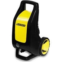 Lavadora De Alta Pressão 1500W 220V K3 Premium Preta E Amarela