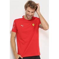 Camiseta Puma Sf T7 Masculina - Masculino