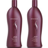 Kit Shampoo E Condicionador Senscience True Hue 2X1000Ml
