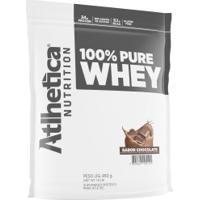 Whey Protein Atlhetica 100% Pure Whey - Chocolate - 850G