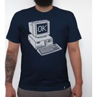 Ok Computer - Camiseta Clássica Masculina
