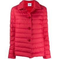 Aspesi New Noce Pecan Puffer Jacket - Vermelho