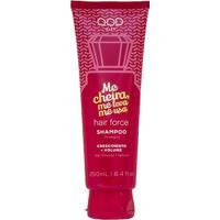 Shampoo Qod City Hair Force 250Ml - Feminino-Incolor