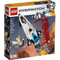 Lego Overwatch - Ponto De Vigia De Gibraltar - 75975
