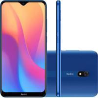 Smartphone Xiaomi Redmi 8A 32Gb Versão Global Desbloqueado Azul