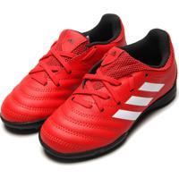 Chuteira Adidas Performance Menino Copa 20 3 Tf Jr Vermelha