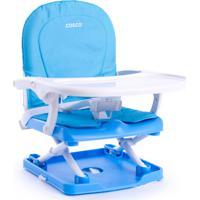 Cadeira De Refeição Portatil Pop Cosco Azul