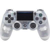 Controle Sem Fio Sony Dualshock 4 Para Playstation 4 Com Led Crystal