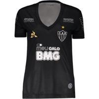Camisa Le Coq Sportif Atlético Mineiro Iii 2019 Feminina - Feminino