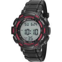 Kit De Relógio Digital Speedo Masculino + Carregador - 81183G0Evnp1 9600571 Preto