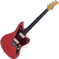 Guitarra Jazzmaster 6 Cordas Woodstock Vermelha Tw61Fr Tagima