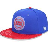 ... Boné 950 Detroit Pistons Nba Aba Reta New Era - Masculino-Azul Royal 0a5c7468b32