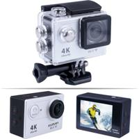 Câmera Gocam Action Pro Sport 4K Full Hd Prova Dagua Com Wifi - Unissex