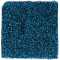 Faliero Sarti Cachecol Metalizado Com Franjas - Azul