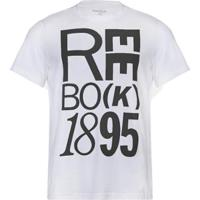 Camiseta Reebok Mc M Definition Masculina - Masculino-Branco