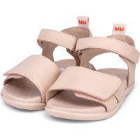 Sandália Infantil Bibi Baby Soft Rosa - 1142034