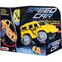 Carrinho De Fricção - Speed Car - Speed Jeep - Rosita - Masculino