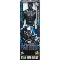 Boneco Pantera Negra Disney Marvel Titan Hero Series Hasbro - Masculino-Preto