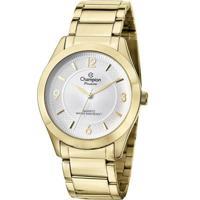6ddf587b716 ... Relógio Champion Passion - Feminino-Dourado
