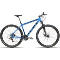 Bicicleta Aro 29 First Smitt 21 Velocidades Relação Index Freio A Disco Suspensão - Unissex