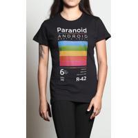 Camiseta Paranoid Android