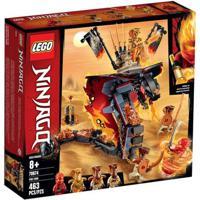 Lego Ninjago - Dente De Fogo - 70674