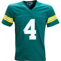 Camisa Liga Retrô Green Bay - Coleção Cidade Americanas - Masculino