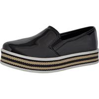 Tênis Slip On Ousy Shoes Sapatênis Preto