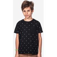 Camiseta Hermoso Compadre Bigotes Niños Masculina - Masculino